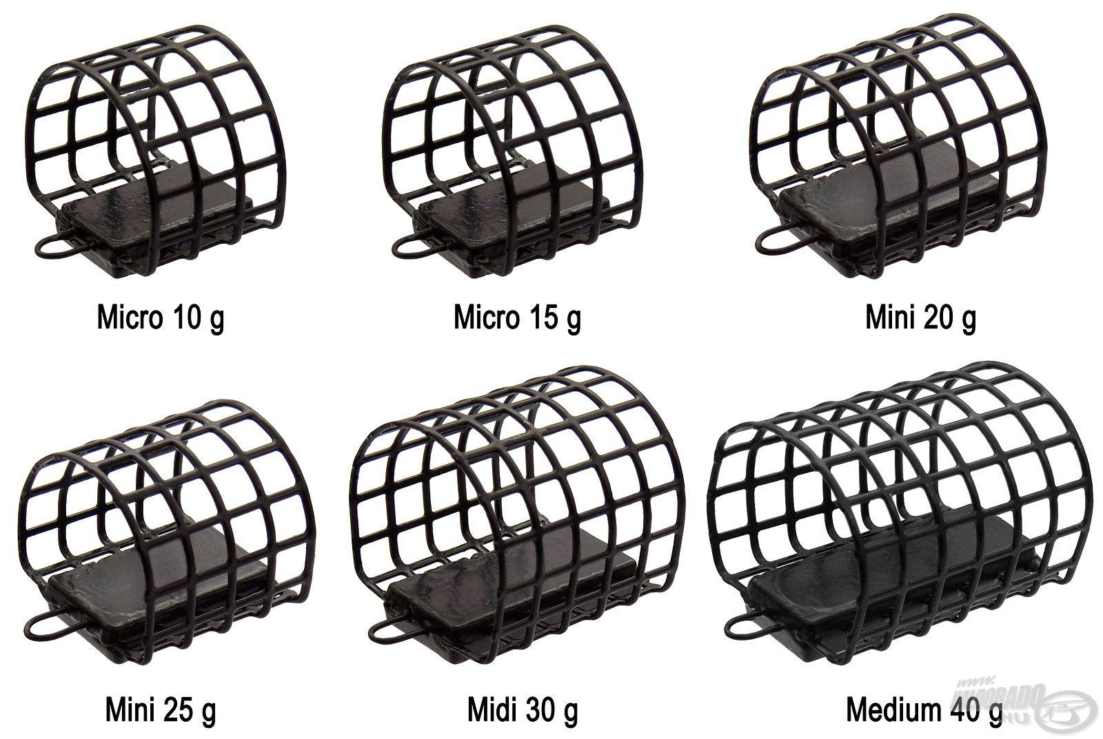 4x12 Mini Feeder 25 g
