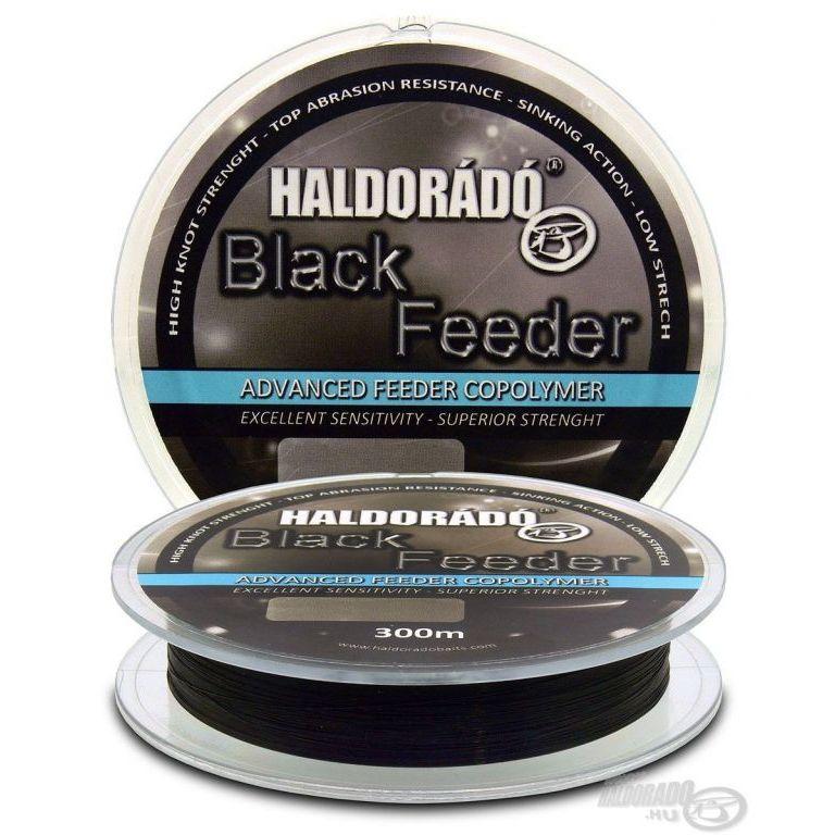 HALDORÁDÓ Black Feeder 0,20 mm