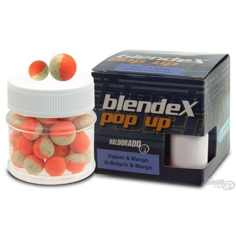 HALDORÁDÓ BlendeX Pop Up Big Carps - Vajsav + Mangó