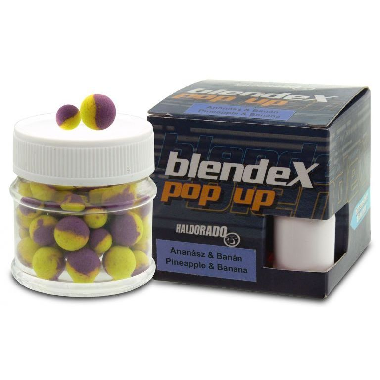 HALDORÁDÓ BlendeX Pop Up Method - Ananász + Banán
