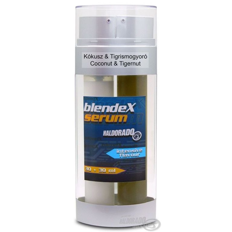HALDORÁDÓ BlendeX Serum - Kókusz + Tigrismogyoró