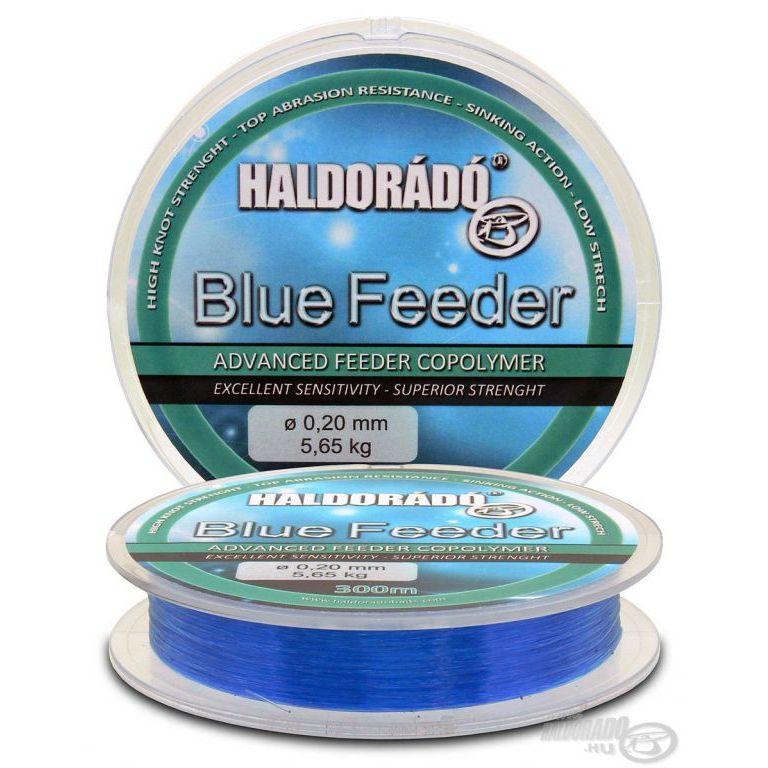 HALDORÁDÓ Blue Feeder 0,18 mm