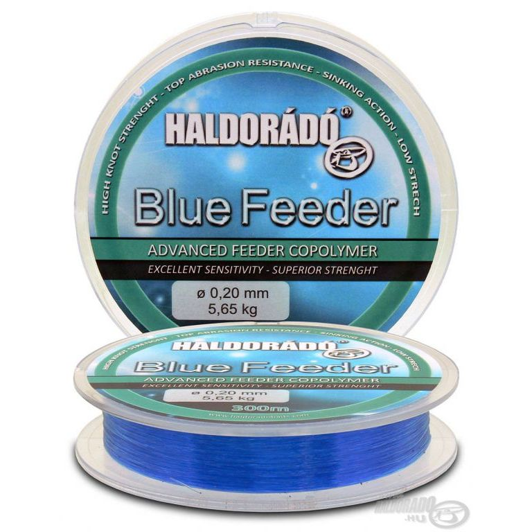 HALDORÁDÓ Blue Feeder 0,25 mm