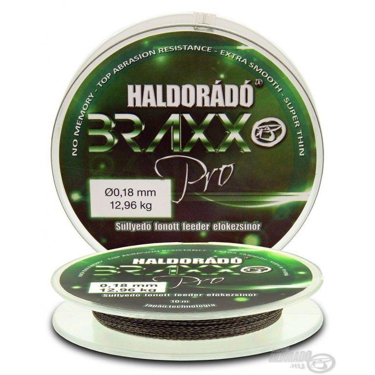 HALDORÁDÓ Braxx Pro 0,04 mm