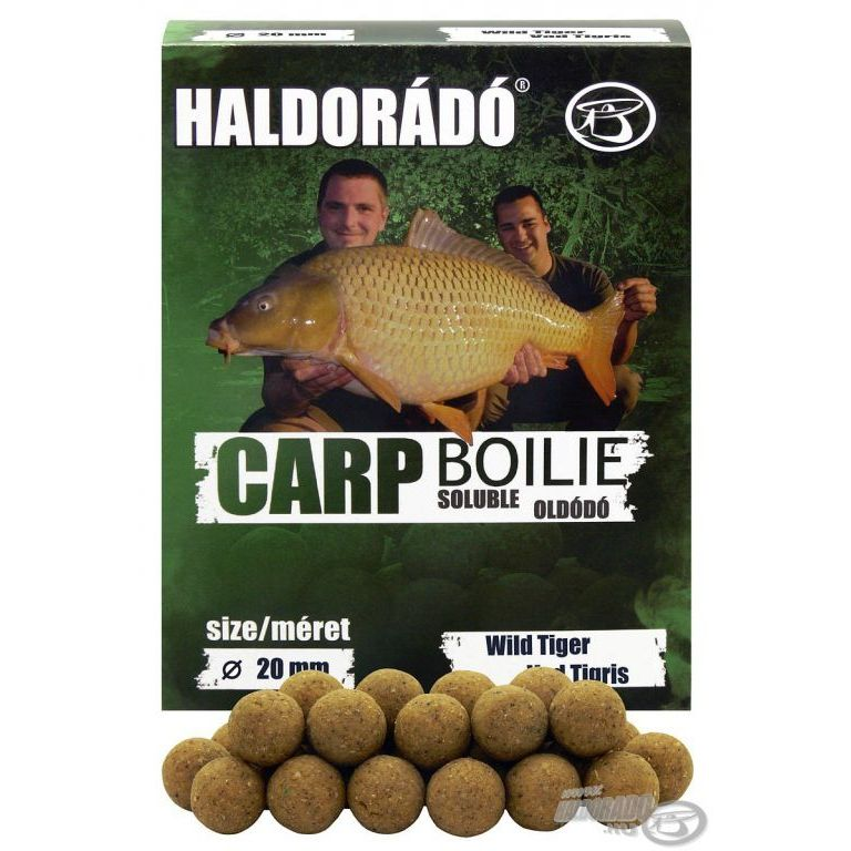 HALDORÁDÓ Carp Boilie oldódó - Vad Tigris
