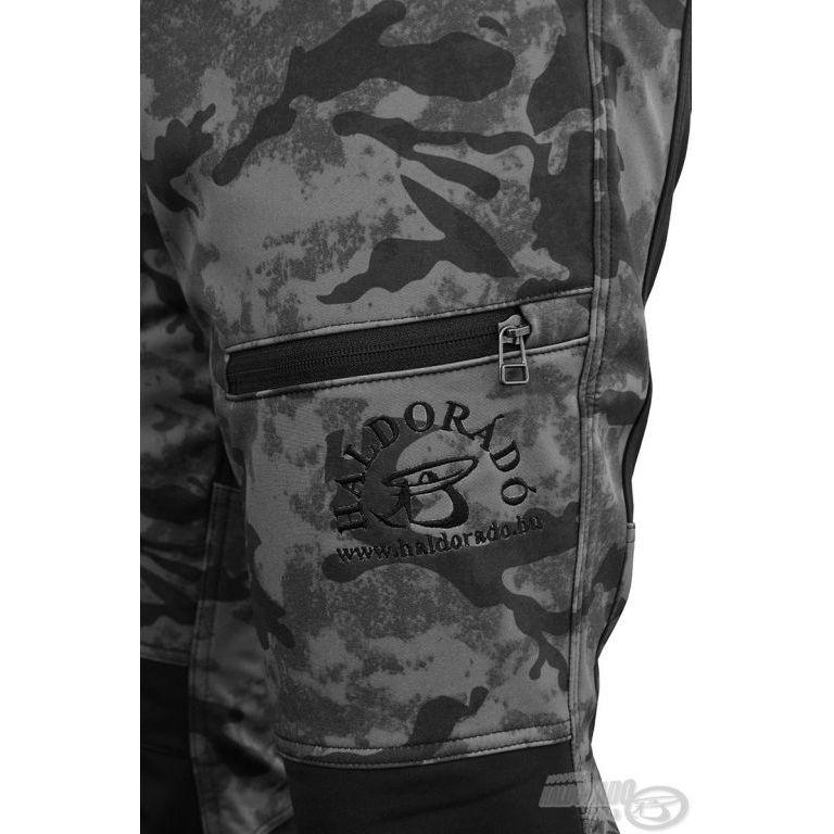 HALDORÁDÓ Carp Team Camouflage Horgásznadrág 54