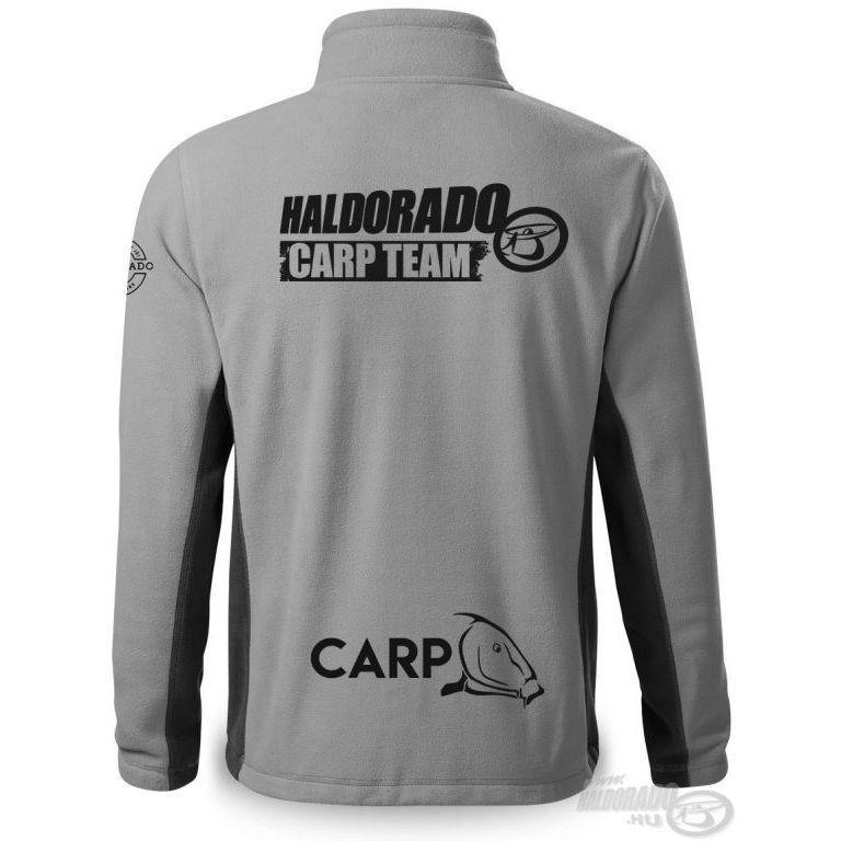 HALDORÁDÓ Carp Team Frosty Polár kabát XXXL