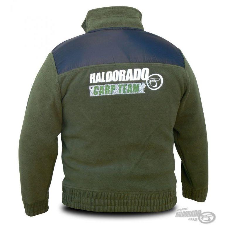 HALDORÁDÓ Carp Team polár kabát XXL
