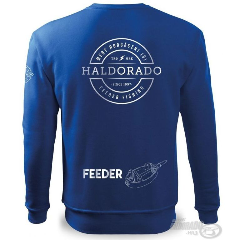 HALDORÁDÓ Feeder Team Essential pulóver XL
