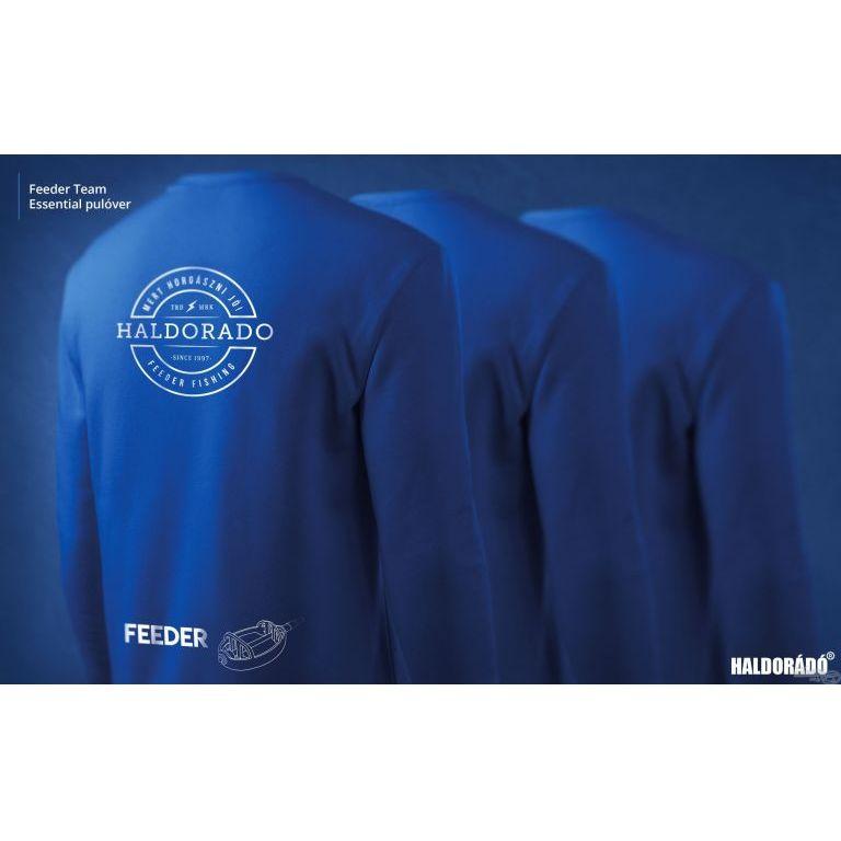HALDORÁDÓ Feeder Team Essential pulóver XL