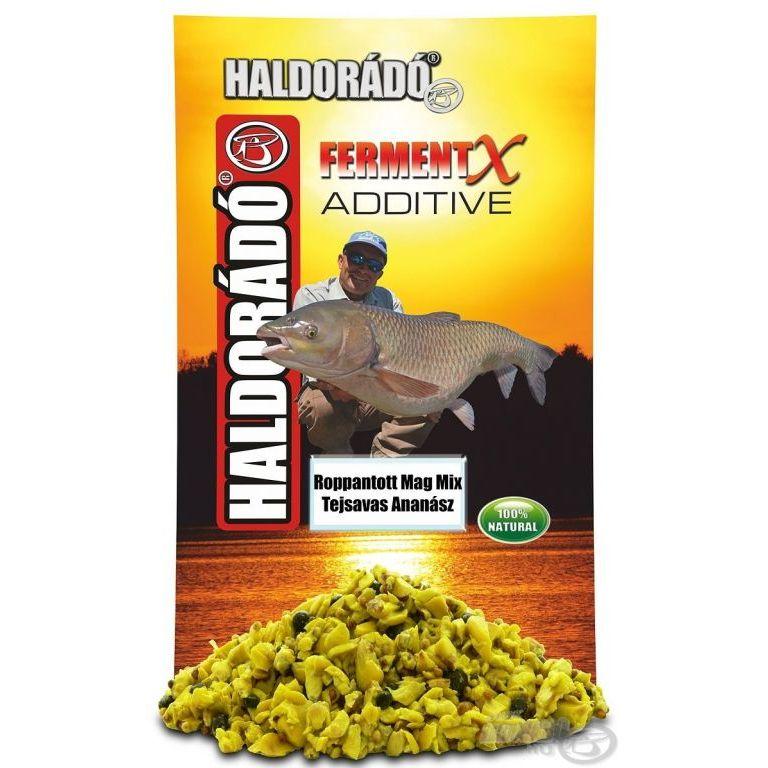 HALDORÁDÓ FermentX Additive - Roppantott Mag Mix Tejsavas Ananász