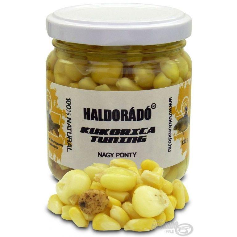 HALDORÁDÓ Kukorica tuning - Nagy Ponty