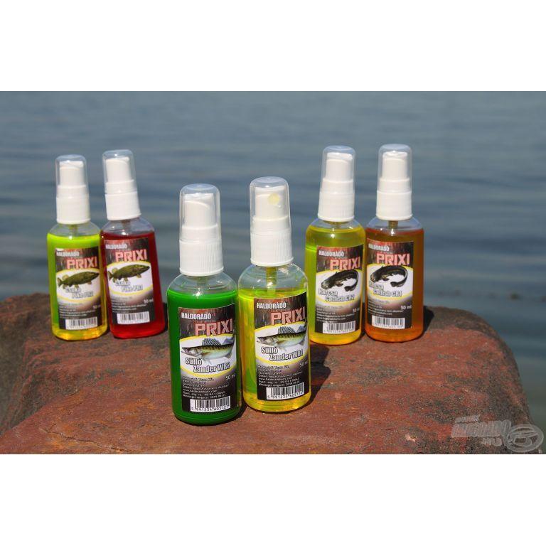 HALDORÁDÓ PRIXI ragadozó aroma spray - Harcsa / Catfish CR1