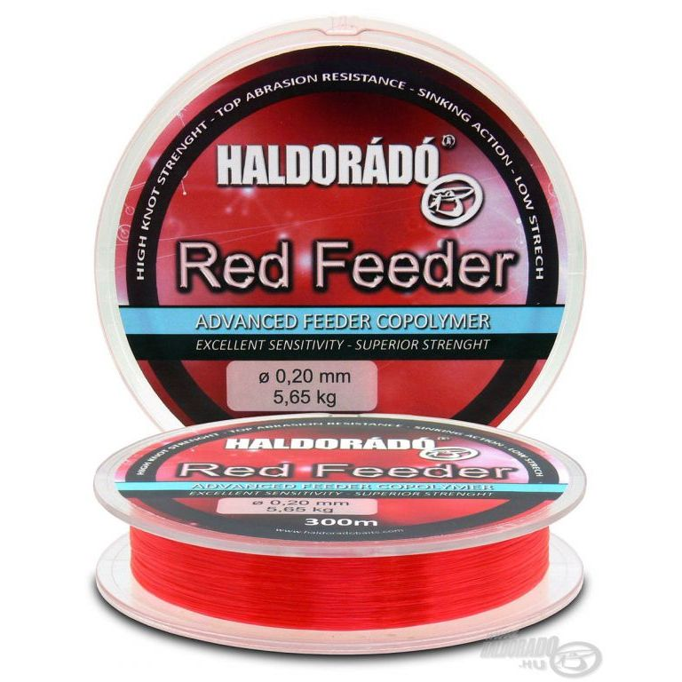 HALDORÁDÓ Red Feeder 0,20 mm