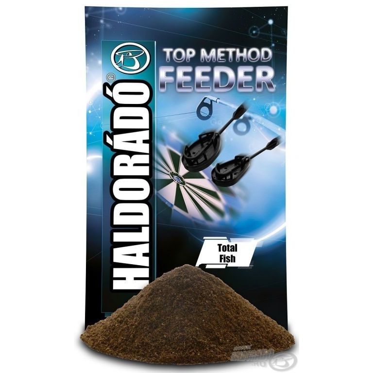 HALDORÁDÓ TOP Method Feeder - Total Fish