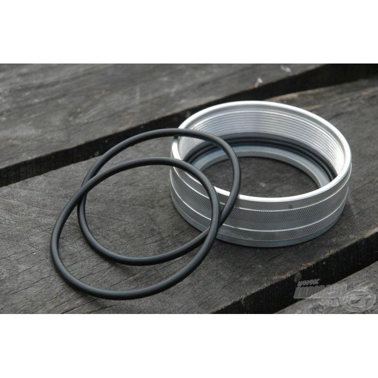 IHP Carp Company Gumi O gyűrű szett ALU végzáróhoz 2 db