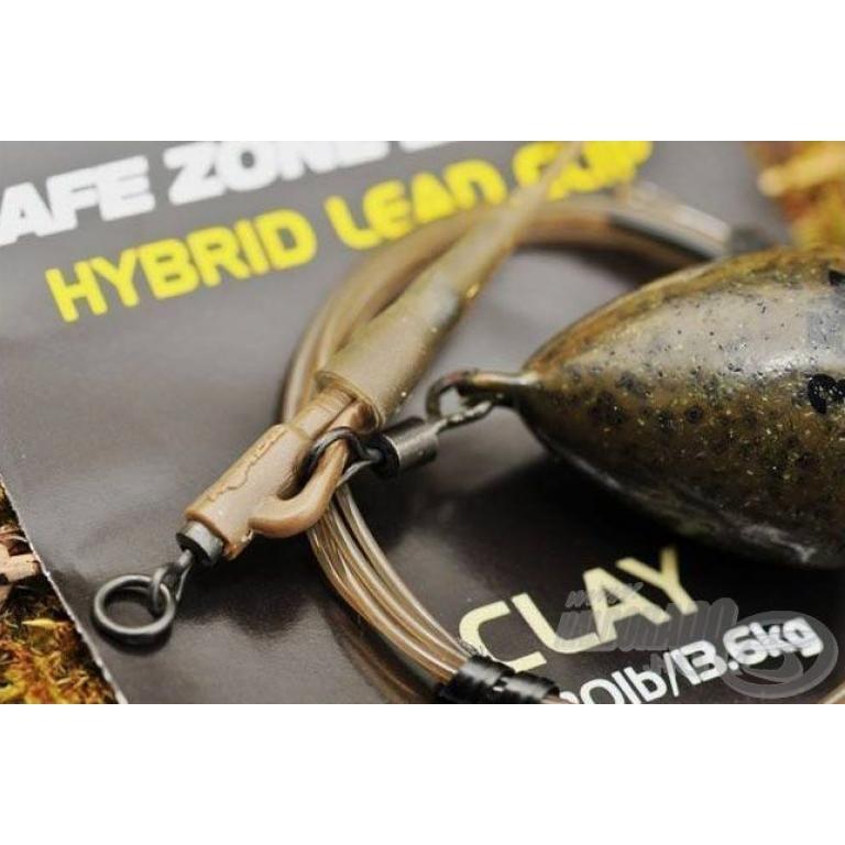 KORDA Hybrid Lead Clip Leader Weed