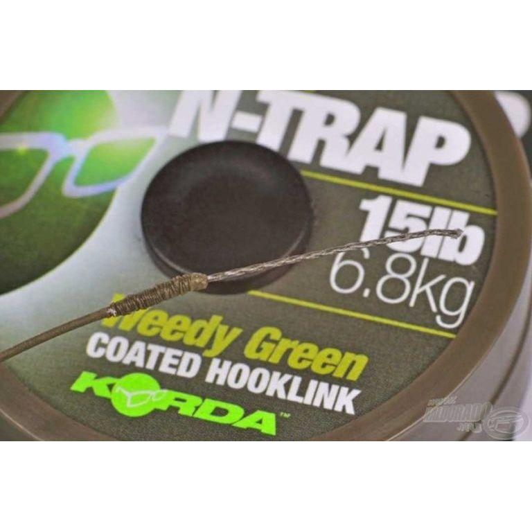 KORDA N-Trap Soft Weedy Green 30 Lbs