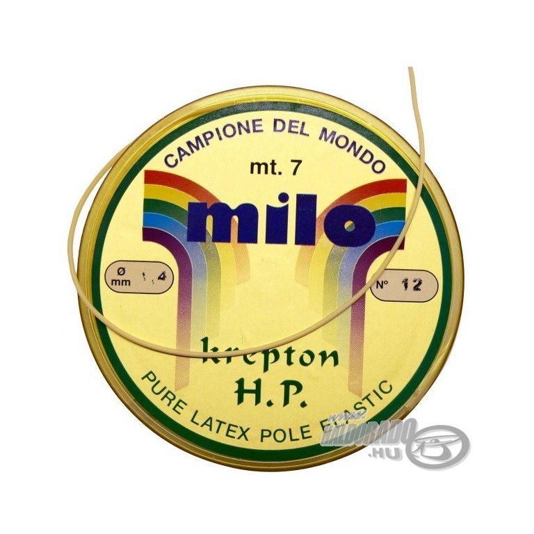 MILO Krepton Pole HP gumi - 1,2 mm