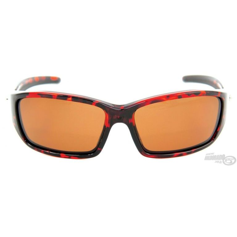 MUSTAD HP107A-3 napszemüveg amber lencsével