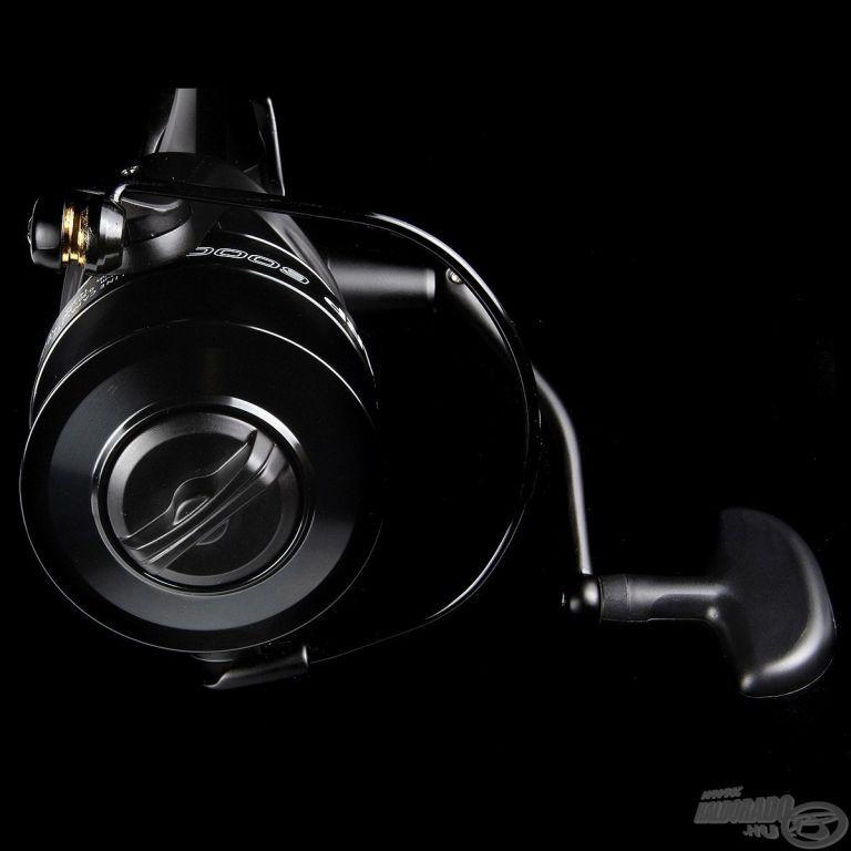 NEVIS Black Carp LCS 6000