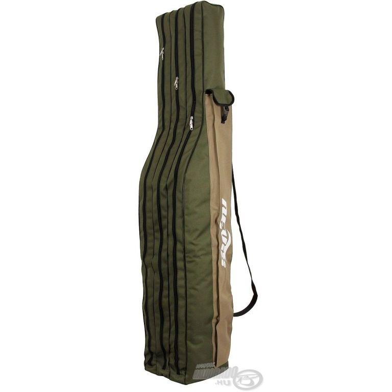 NEVIS Bottartó táska zöld 3 részes 155 cm