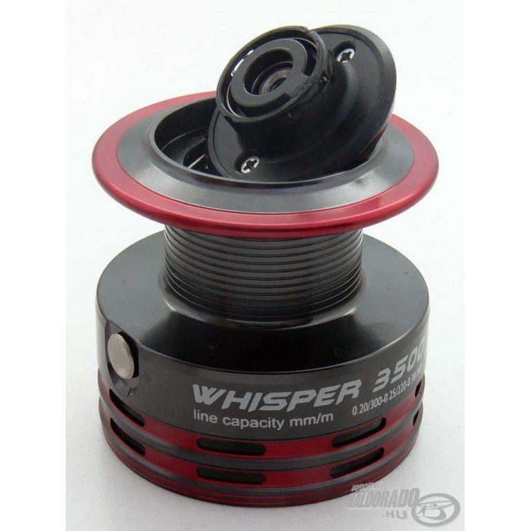 NEVIS Whisper 35