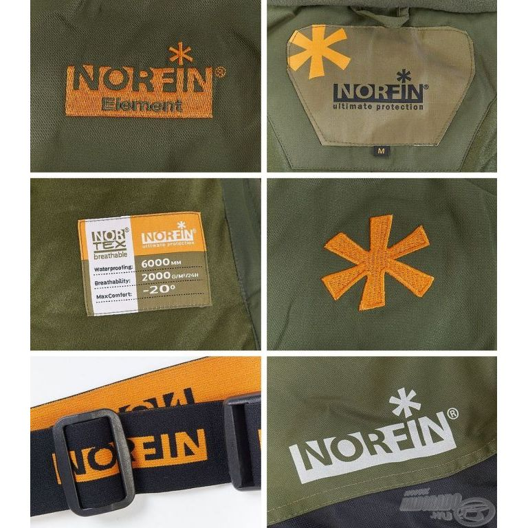 NORFIN Element Thermoruha L