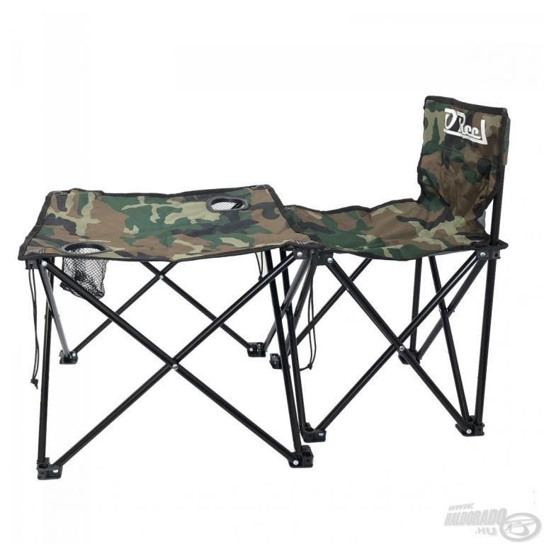 OREEL 2db Horgász szék + Asztal Szett Haldorádó horgász áruház