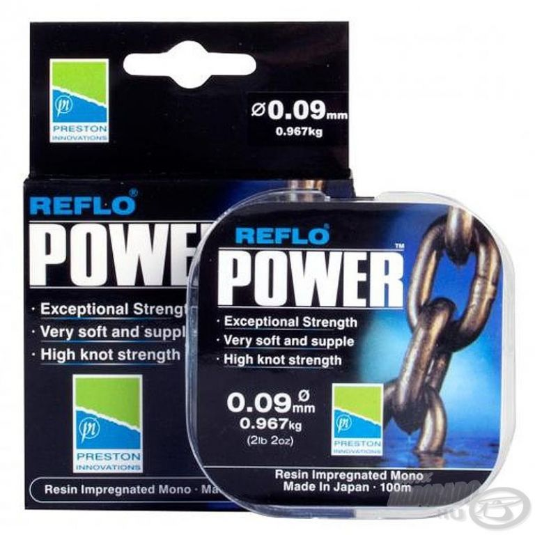 PRESTON Reflo Power 0,13 mm
