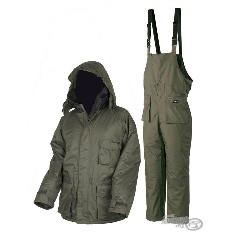 PROLOGIC Comfort Thermoruha Zöld L
