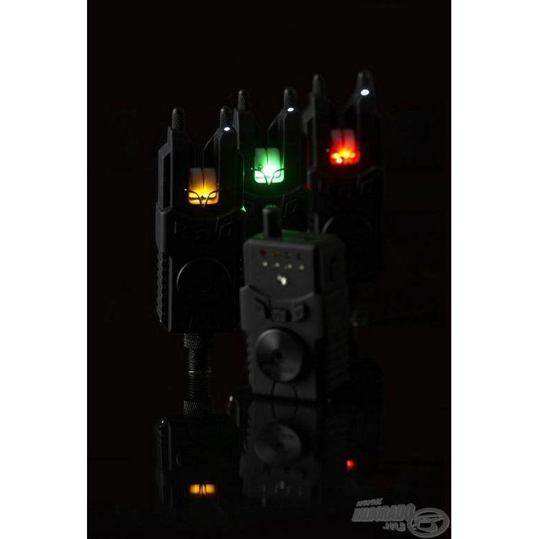 PROLOGIC Custom SMX MKII Kapásjelző készlet 4+1 darabos