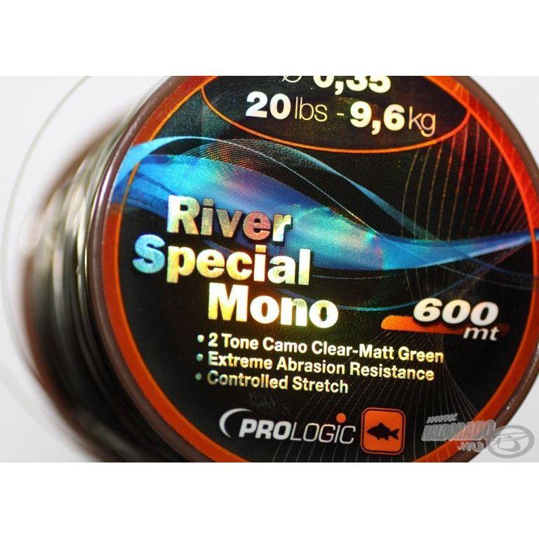 PROLOGIC River Special Mono 600 m - 0,35 mm Camo