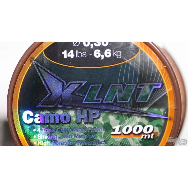 PROLOGIC XLNT HP 1000 m - 0,35 mm Camo