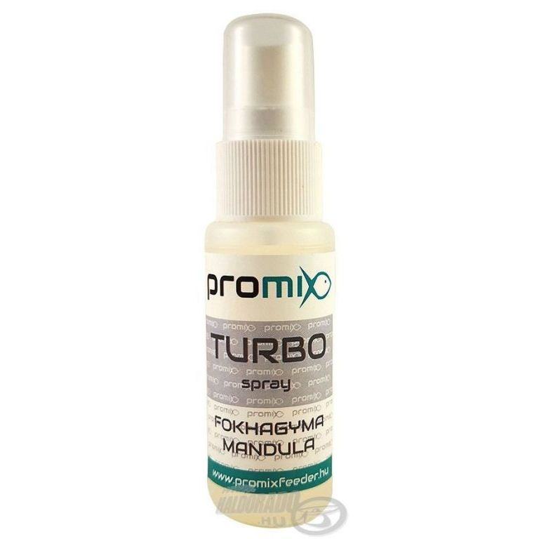Promix Turbo Spray - Fokhagyma-Mandula