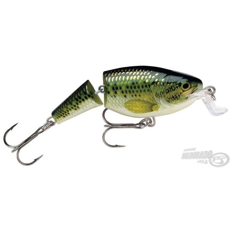 Rapala Jointed Shallow Shad Rap JSSR07 BB