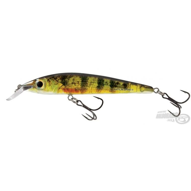 SALMO Rattlin Sting RS9S RYP