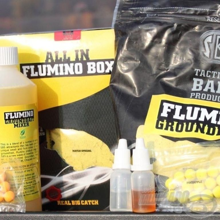 SBS All In Flumino Box - Match Special
