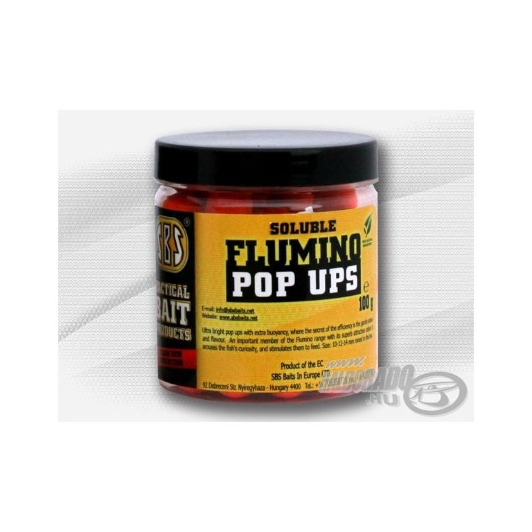 SBS Flumino Pop Up Soluble bojli - Pineapple
