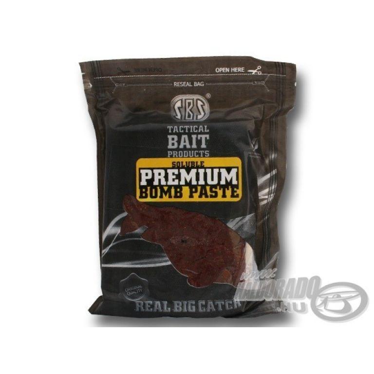 SBS Soluble Premium Bomb Paste - Ace Lobworm