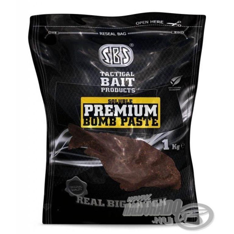 SBS Soluble Premium Bomb Paste - C3