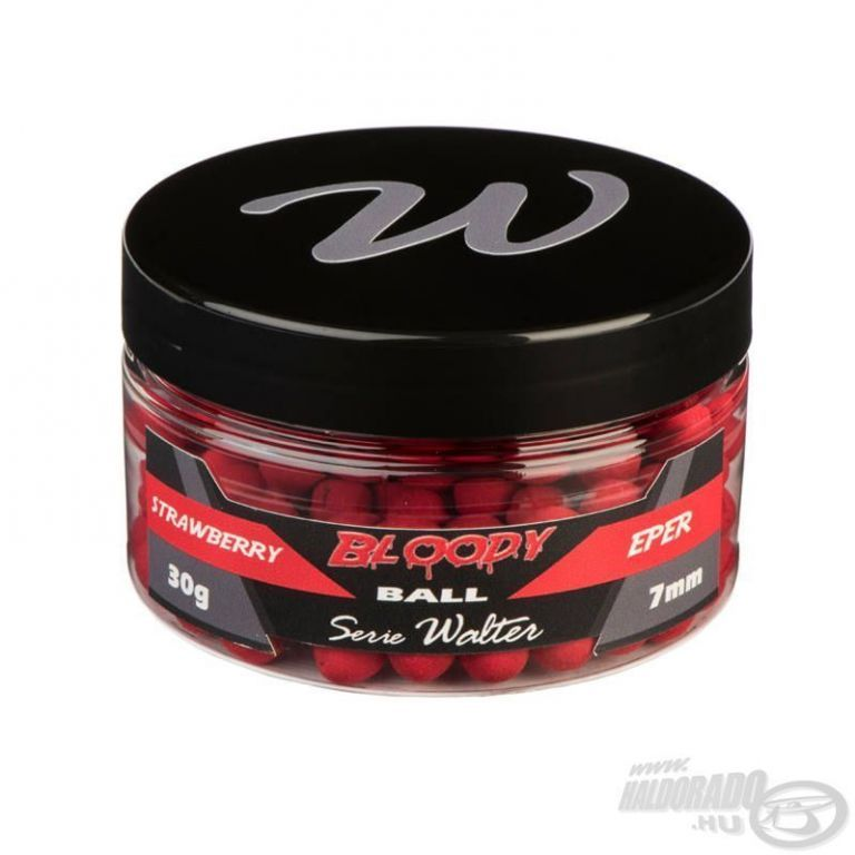 Serie Walter Bloody Ball 9 mm - Eper