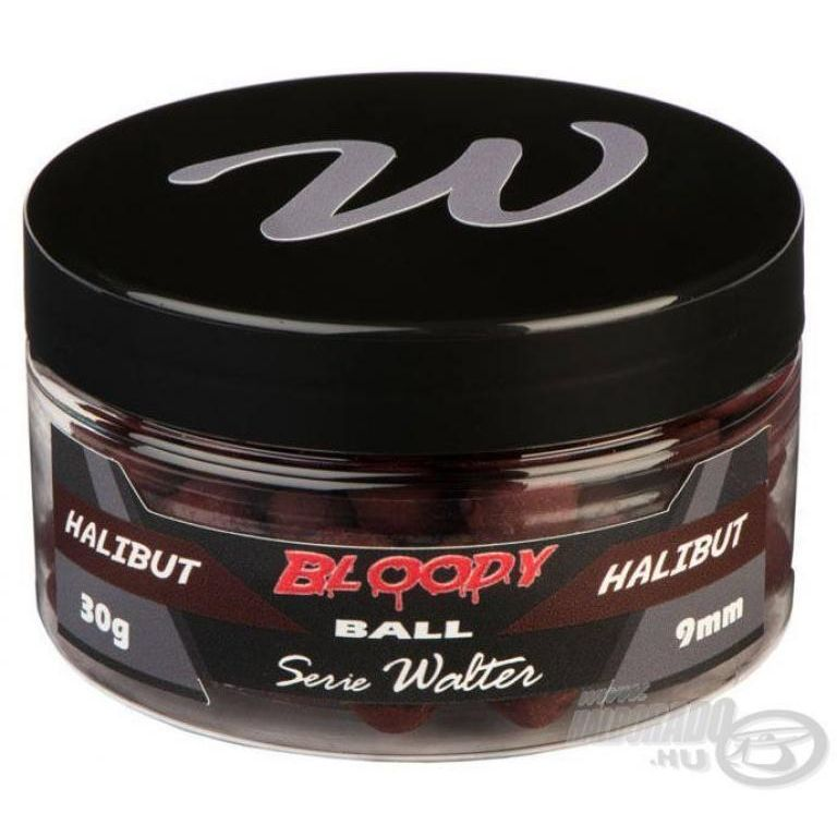 Serie Walter Bloody Ball 9 mm - Halibut