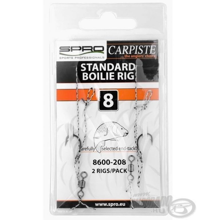 SPRO - Carpiste Standard Boilie Rig - 4