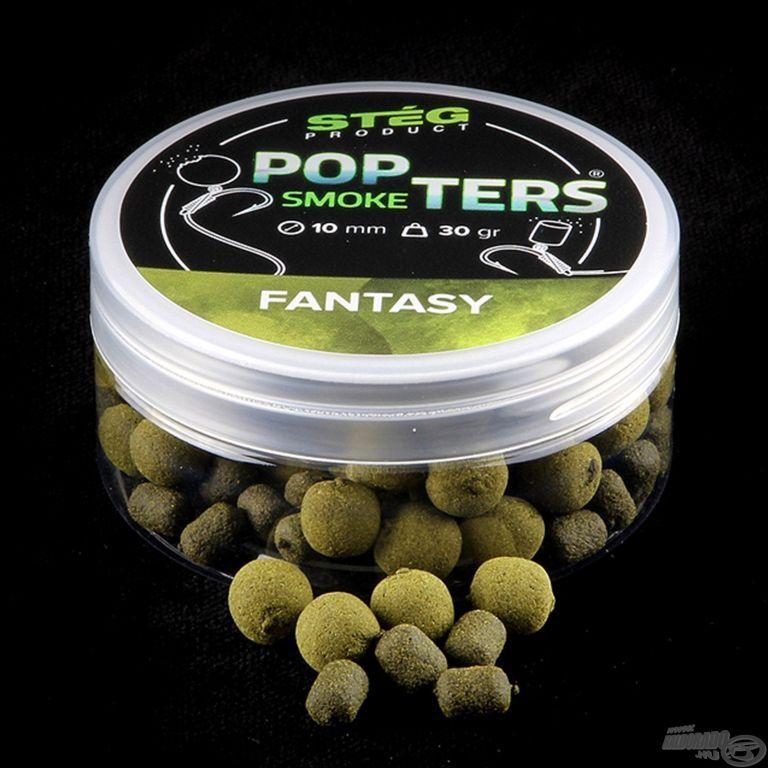 STÉG PRODUCT Popters Smoke Ball 10 mm - Fantasy