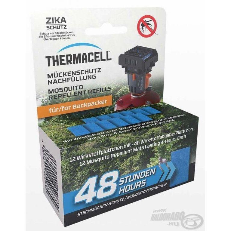 THERMACELL Utántöltő csomag gázpalackos szúnyogriasztó készülékhez
