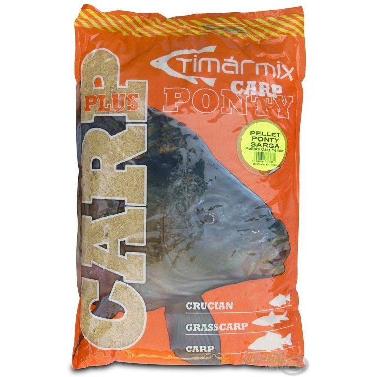 TIMÁR MIX Pellets Ponty sárga - 3 kg
