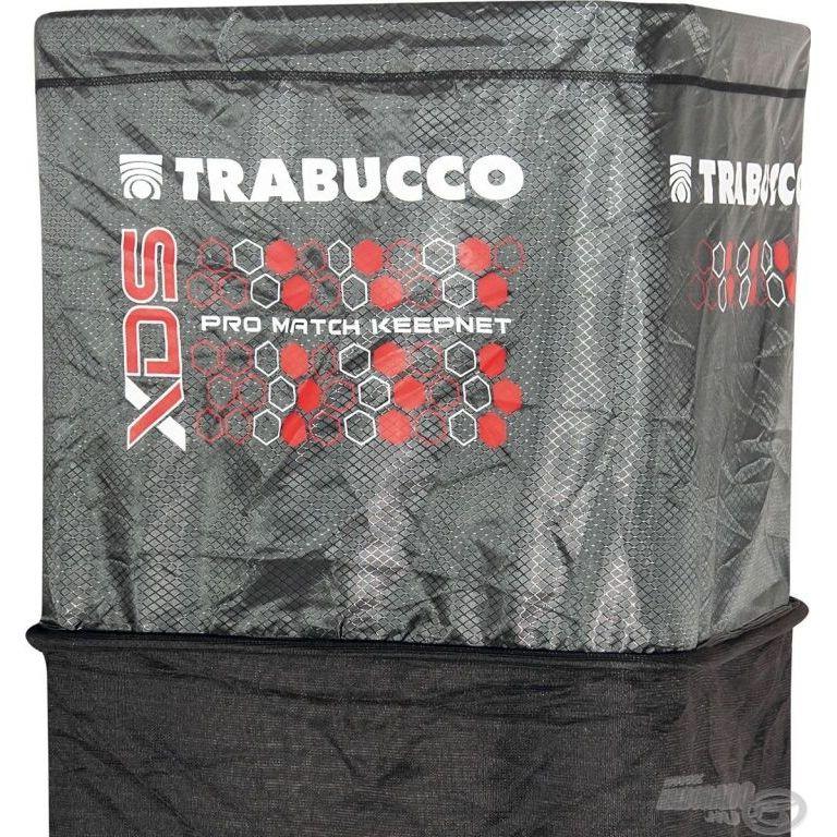 TRABUCCO XDS Pro Versenyszák szögletes 4 m