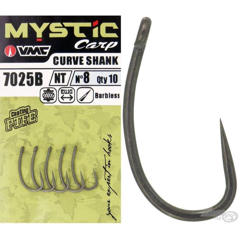 VMC 7025 B NT Curve Shank Barbless - 6
