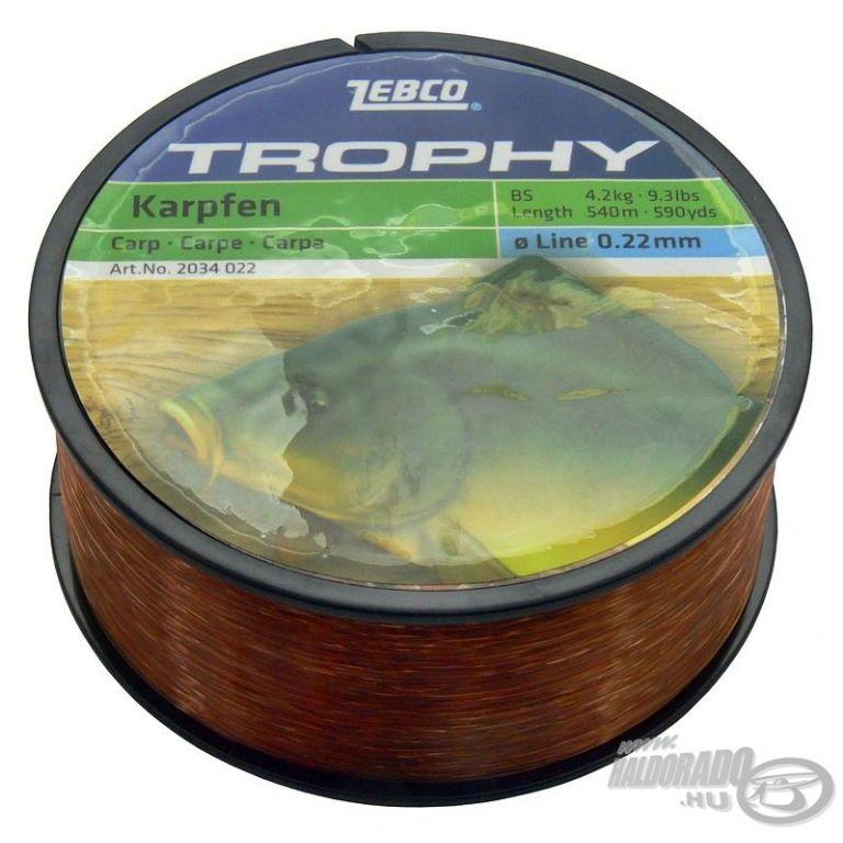 ZEBCO Trophy Carp 0,22 mm